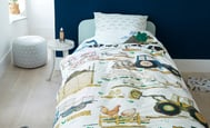 "duvet covers ""pirate ship"""