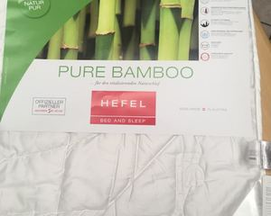 duvet Bamboo, double bed