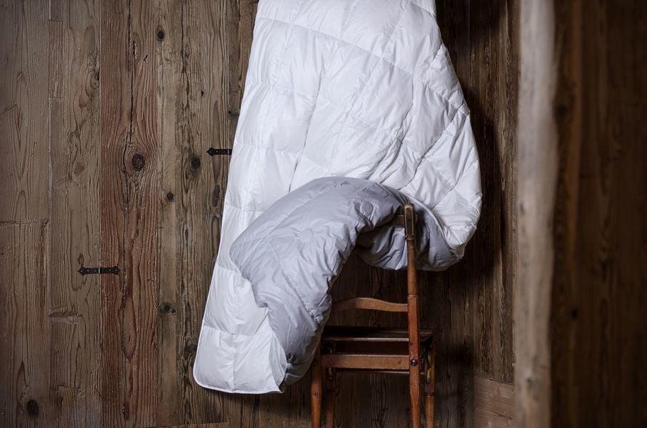 Piumini da letto piumini daunenstep novit twin comfort - Piumini da letto ...