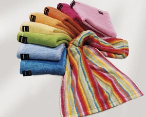 Lifestyle - guest towels