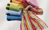 Lifestyle - bath towels