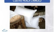 "Pillow ""Perla Cirmolo"""