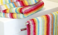 "hand towel ""stripes""- colors"